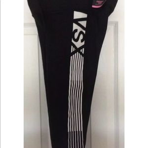 Victoria's Secret knockout crop pant XS